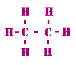 Lewis Structure Of C2h6 Biochemhelp