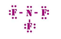 lewis structure of nf3 biochemhelp rh biochemhelp com bf3 lewis diagram nf3 lewis structure molecular geometry